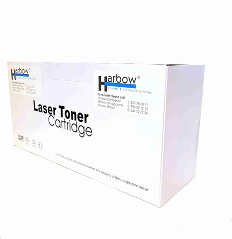 Compatible HP CE255X & Canon 724H Black Toner