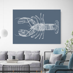 Be My Lobster | Canvas Art