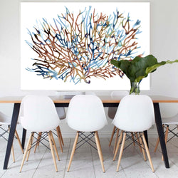Coral Dreams | Canvas Art
