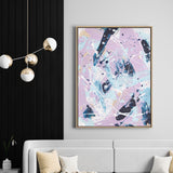 Cotton Candy | Shadow Framed Art