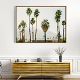 Desert of Love | Drop Shadow Framed Art