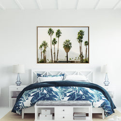 Desert of Love | Shadow Framed Art