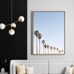 Dreaming of Summer | Drop Shadow Framed Art