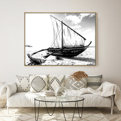 Fishing Life | Shadow Framed Art