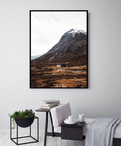 Highlands Hideaway | Canvas Art