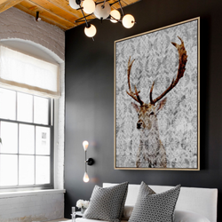 Highlands | Shadow Framed Art