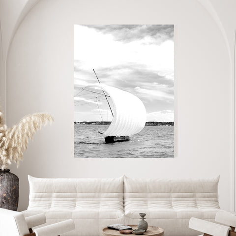 Kasumigaura Lake Fishing | Canvas Art