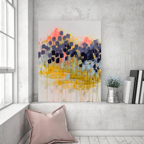Love From Above | Canvas Art