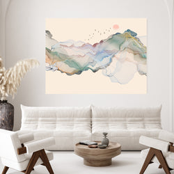 Mirror Lake | Canvas Art