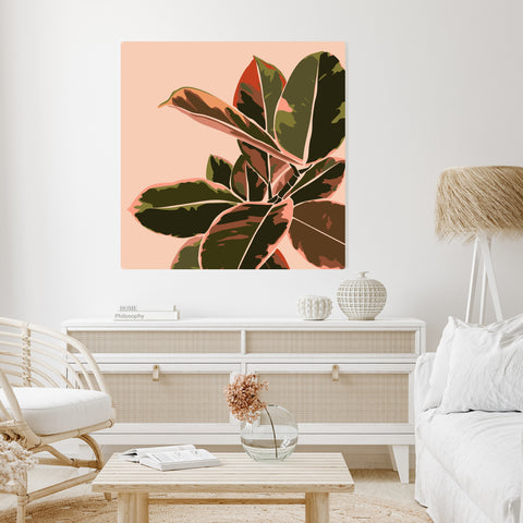 Muted Light | Canvas Art