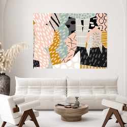Nordic Beauty | Canvas Art