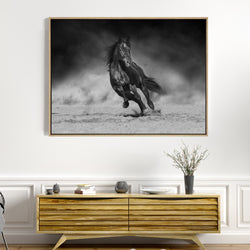 On The Run | Shadow Framed Art
