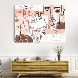 Party People | Canvas Art