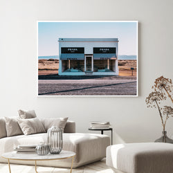 Prada Marfa | Canvas Art