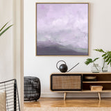 Storm Upon Calais | Drop Shadow Framed Art