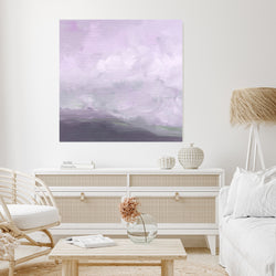 Storm Upon Calais | Canvas Art