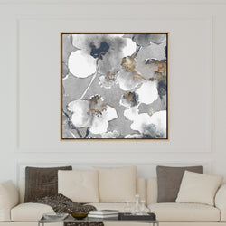 Wild At Heart | Drop Shadow Framed Art