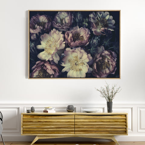 Wild Beauty | Drop Shadow Framed Art