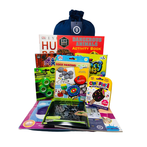 Home Isolation Activity Packs