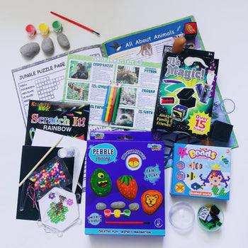 Grab and Go Activity Packs -  £9.99