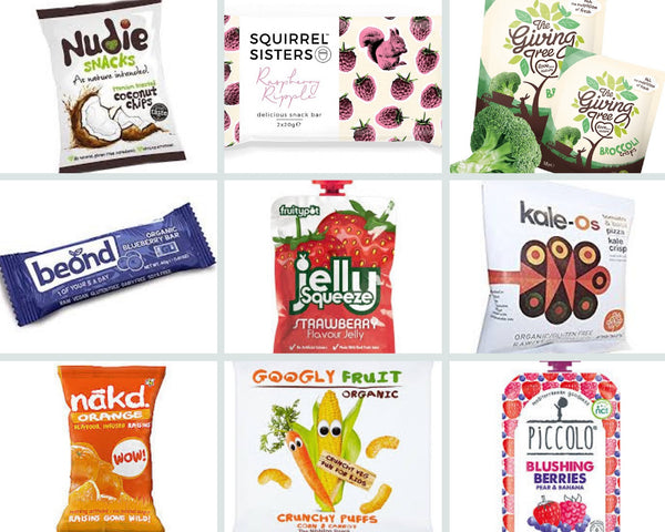 Healthy Snack Brands To Watch In 2018 Timeout Bags