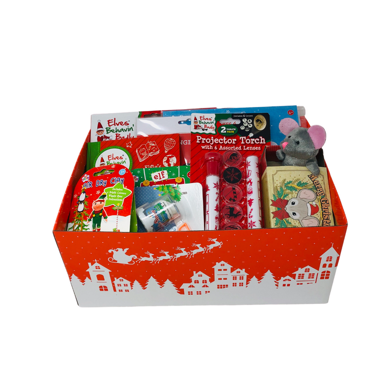 The Merry Christmouse Box