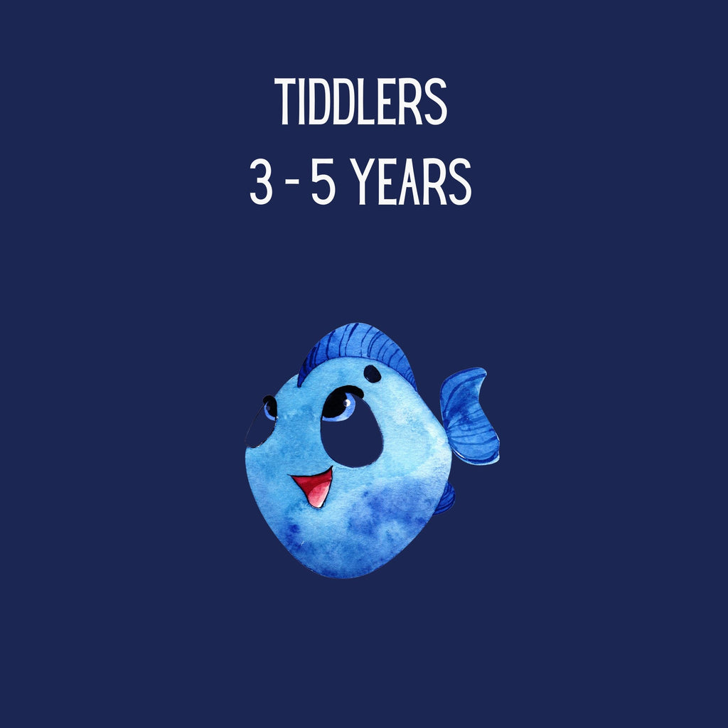 Tiddlers 3-5 years (boys)