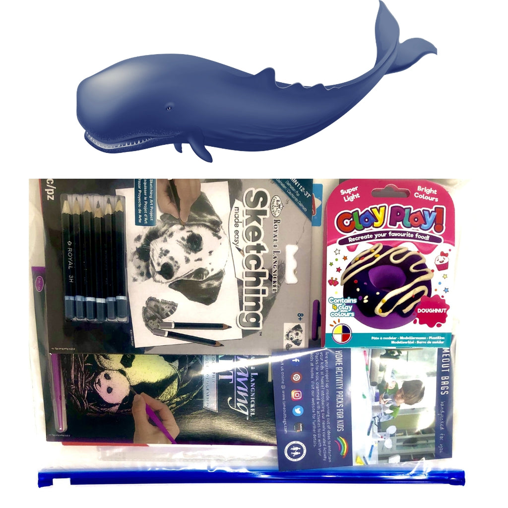 Get Whale Soon Pack
