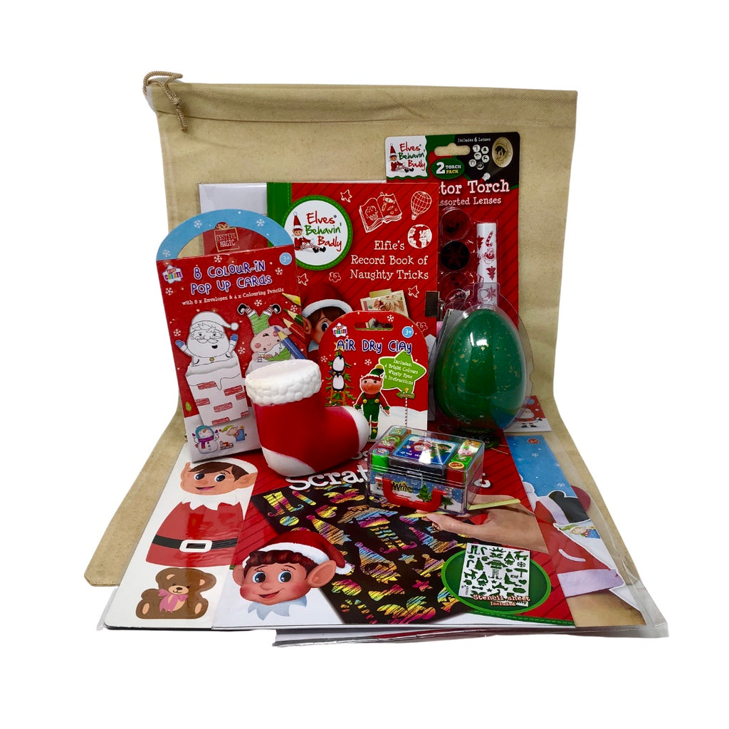 Christmas Eve Activity Pack