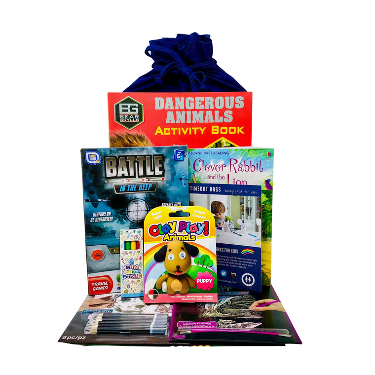 Lockdown Activity Packs - 8 items