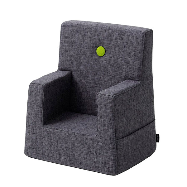KK KIDS CHAIR - BLUE GREY W. GREEN