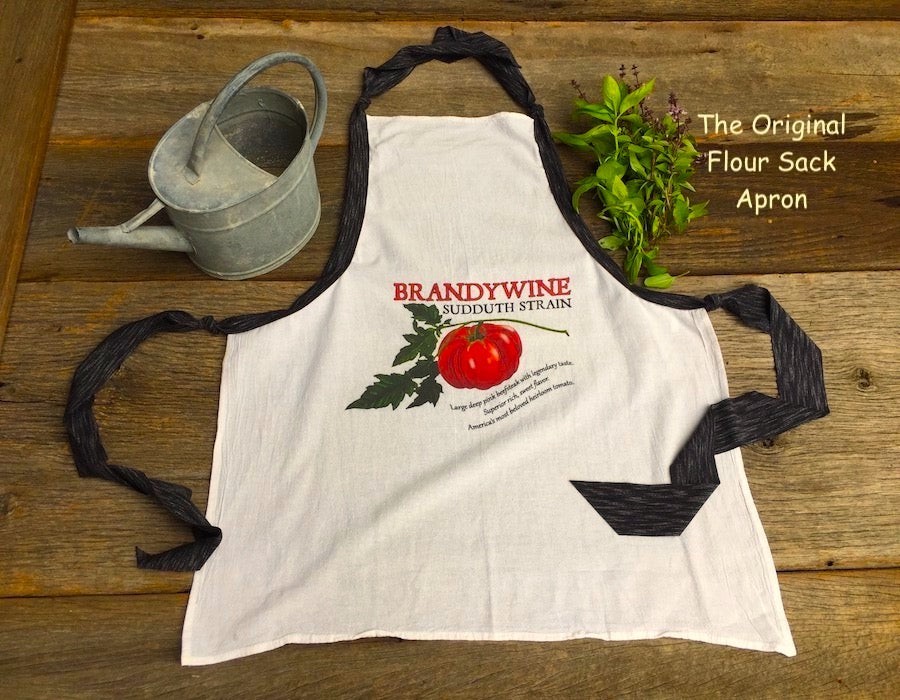 Flour Sack Towels & Aprons