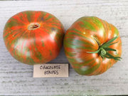 Chocolate Stripes Heirloom Tomato Seeds