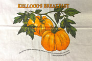 Kellogg's Breakfast Heirloom Tomato Flour Sack Towel