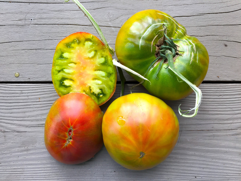 Black Pineapple Heirloom Tomato Seeds