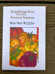 Box Car Willie Heirloom Tomato Seeds