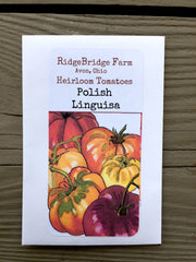 Polish Linguisa Heirloom Tomato Seeds