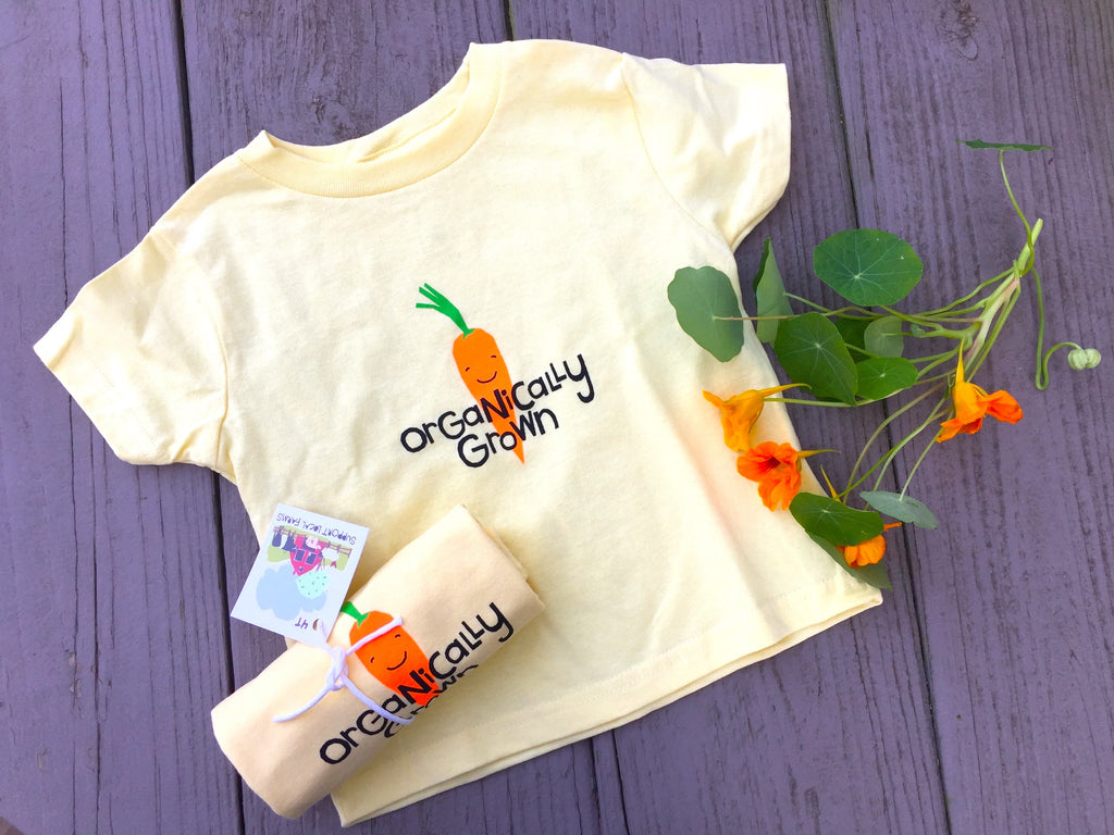 Toddler Organically Grown T-Shirt