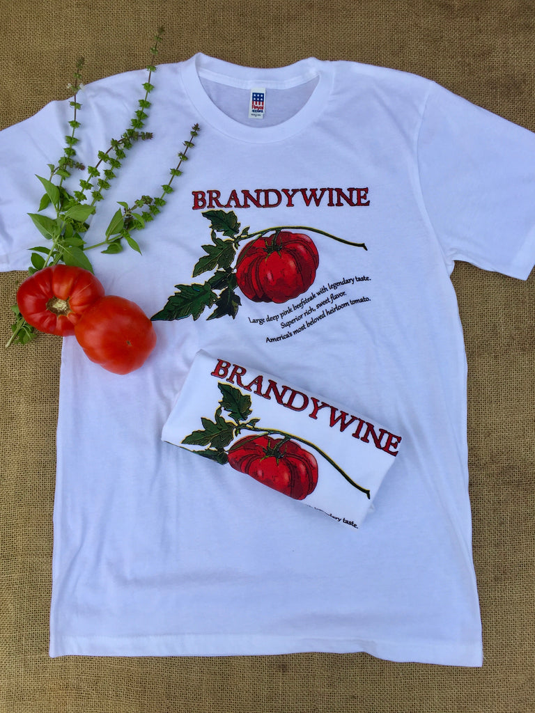 Heirloom Tomato Brandywine T-shirt