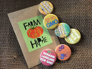 Small Farm Advocate Button Collection