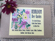 Bee Garden Flower Mix