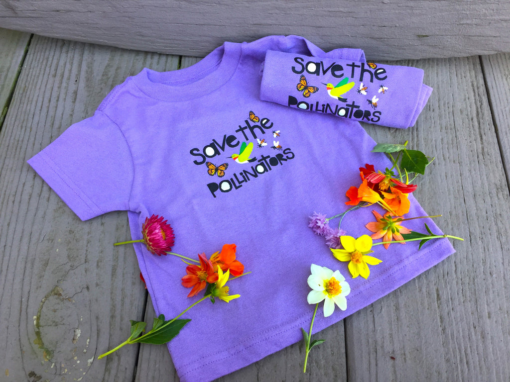 Toddler Save the Pollinators T-Shirt