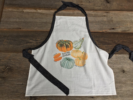 The Original Flour Sack Apron - Heritage Pumpkins