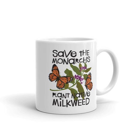 Save the Monarchs Mug