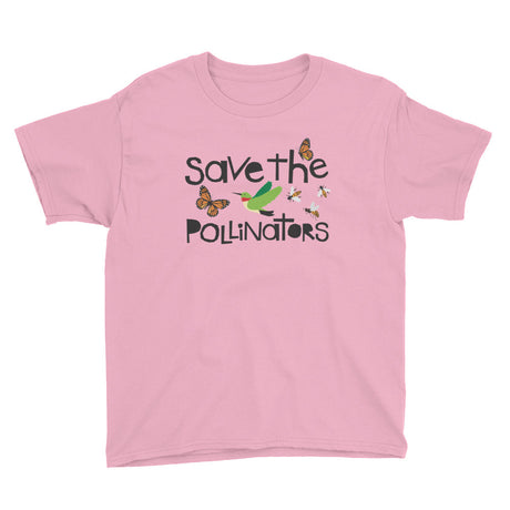 Youth Save the Pollinators T-Shirt