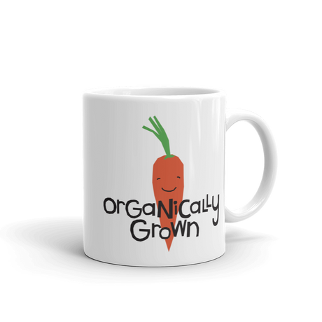Organically Grown Mug