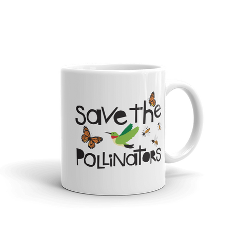 Save the Pollinators Mug