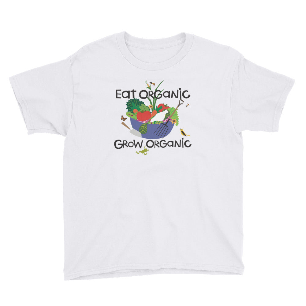 Youth Eat Organic T-Shirt