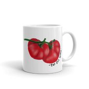 Box Car Willie Heirloom Tomato Mug