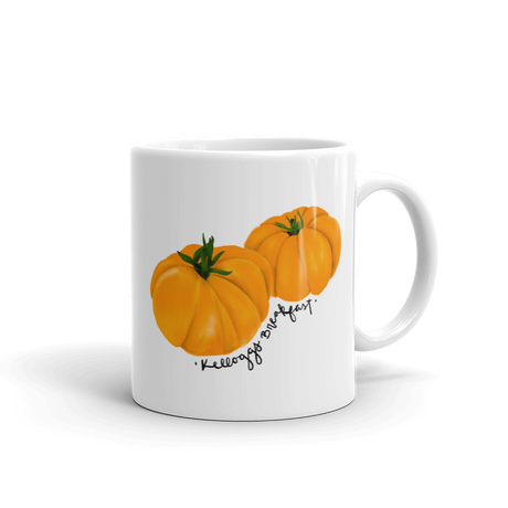 Kellogg's Breakfast Heirloom Tomato Mug